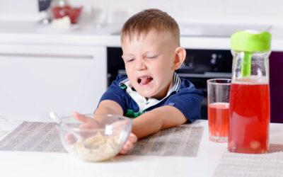 Mit tehetünk, ha gyermekünk étvágytalan?