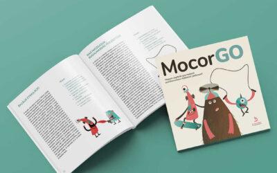Megjelent újabb könyvünk, a MocorGO