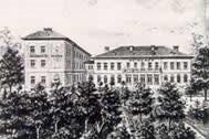 Bethesda Gyermekkórház régen