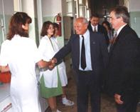 Göncz Árpád és Dizseri Tamás