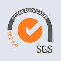 SGS minőségirányítás logo