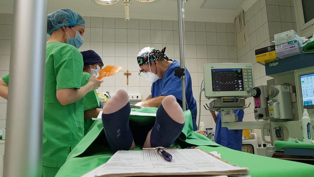 Aneszteziológiai Szakrendelés