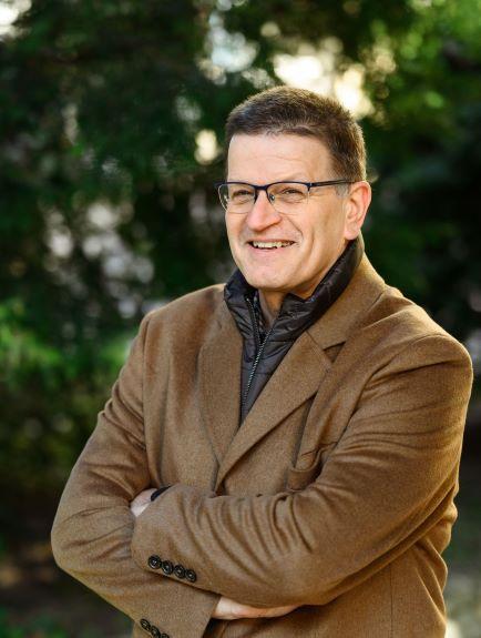 Dr. Velkey György főigazgató Bethesda Gyermekkórház