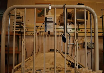 Anesztezológia és Intenzívterápiás osztály