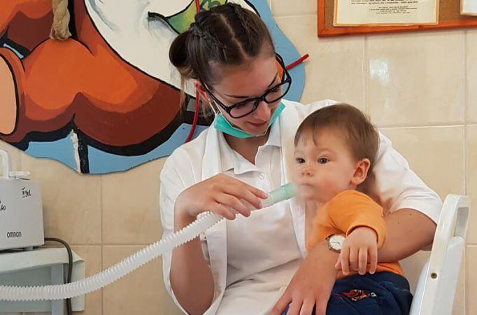 Gyermekgyógyászat – Pulmonológiai Szakrendelés