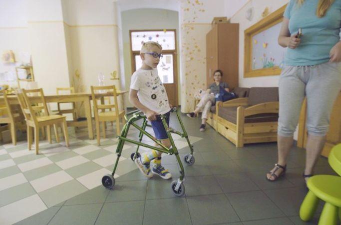 Gyermek rehabilitáció Bethesda
