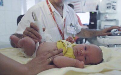 Újraindul a csecsemő ultrahang szűrés