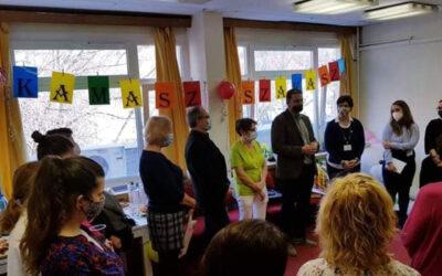 Kamasz Szakasz Kognitív Viselkedésterápiás Gyermekközpont nyílt!