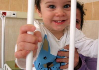 Csecsemőosztály Bethesda Gyermekkórház