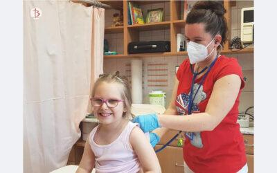 POSZT-COVID ambulancia nyílik a Bethesda Gyermekkórházban!