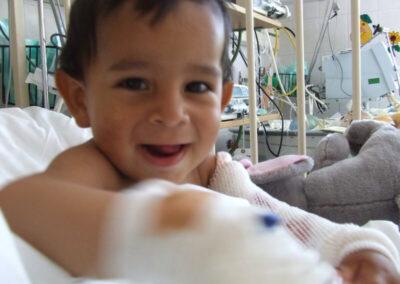 Égéssérült Gyermekeket Gyógyító Központ