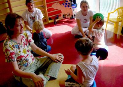 Gyermekrehabilitációs Osztály