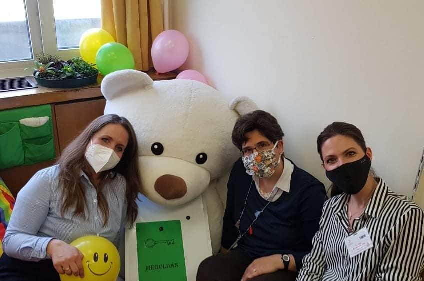 Kamasz-Szakasz Kognitív Viselkedésterápiás Gyermekközpont