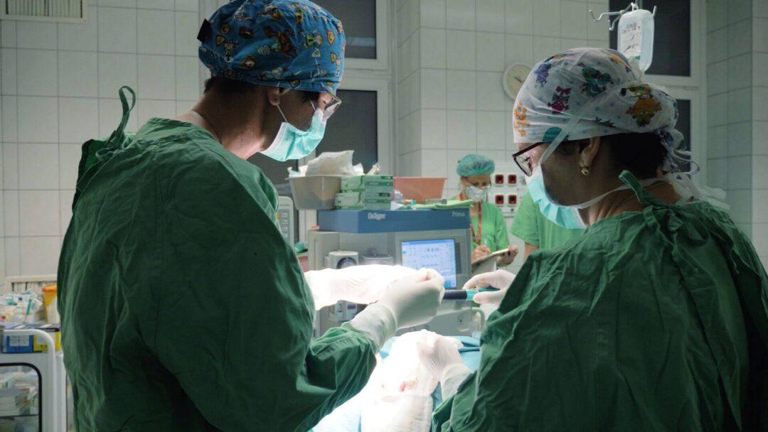 Sebészeti ügyeletek