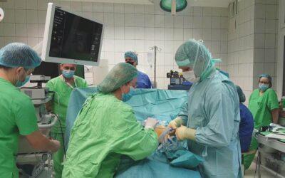 Térdsérülések, térdműtét