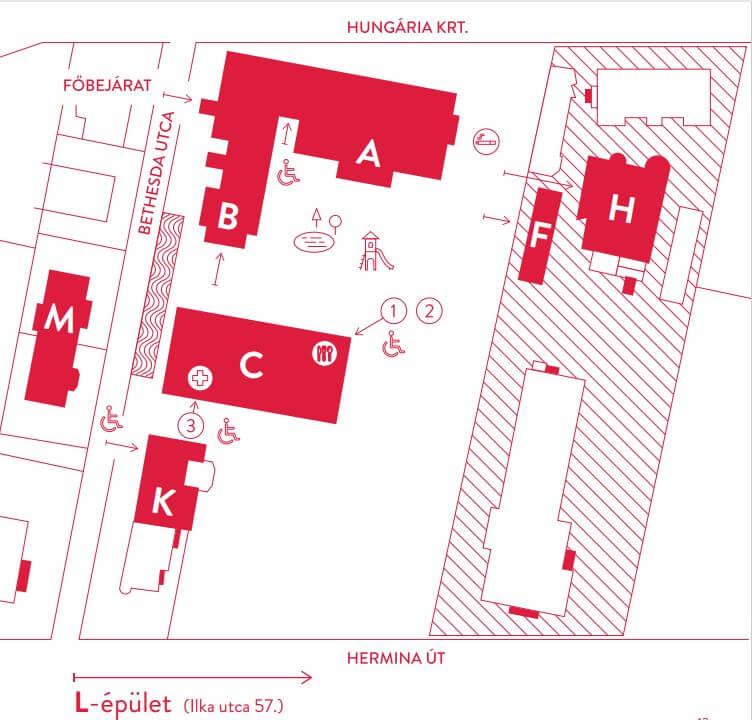 Bethesda térkép