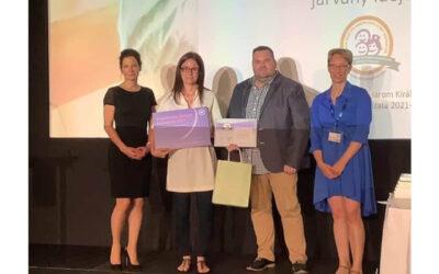 Családbarát kórházi innovációk – Járvány idején díjat kaptunk