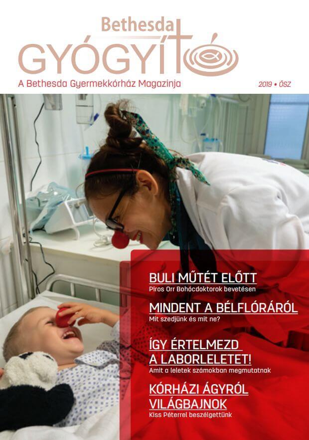 Gyógyító Magazin 2019. ősz