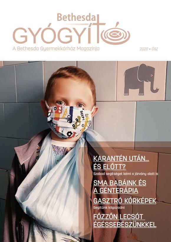 Gyógyító Magazin 2020. ősz