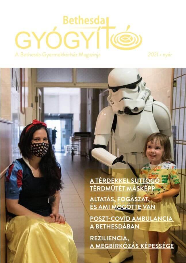 Gyógyító Magazin Nyár 2021