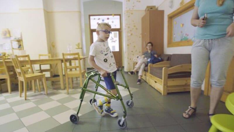 Gyermekrehabilitáció
