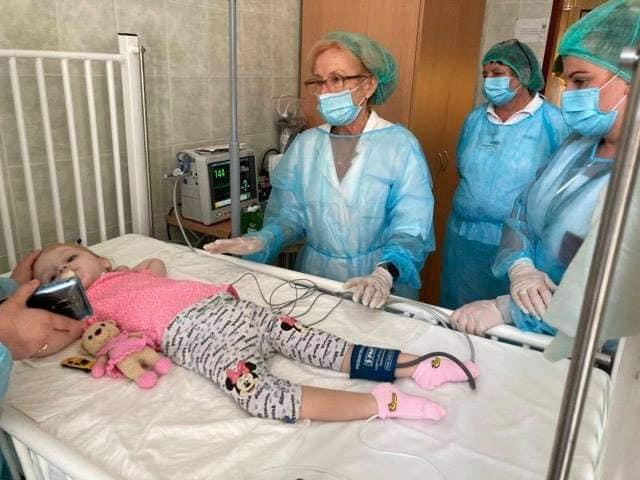 SMA, Zolgensma génterápia a Bethesda Gyermekkórházban